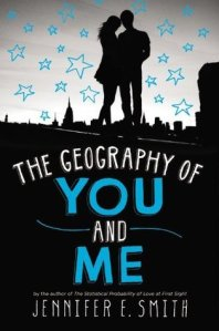 Geography of You and Me.Jennifer Smith